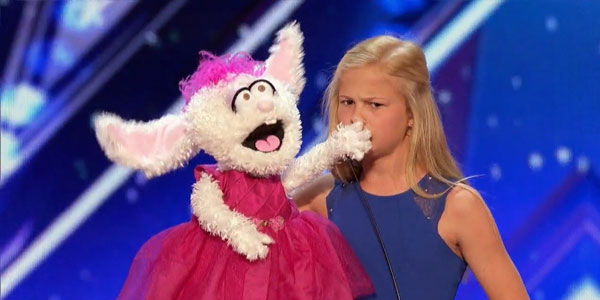 "DARCI FARMER (""AMERICA'S GOT TALENT"" WINNER ) TO DO CAMEO SPOT AT VHC"