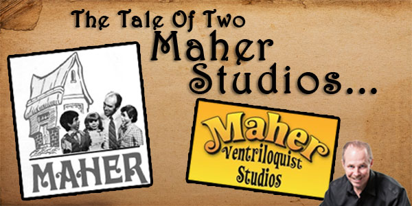 A Tale Of Two Mahers …